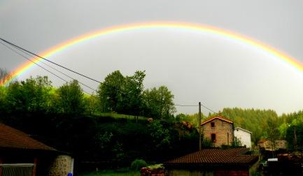 l'esprit d'arc en ciel
